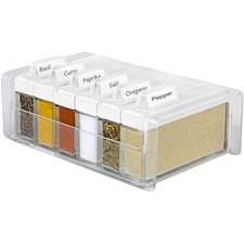 Emsa Spice Box in White