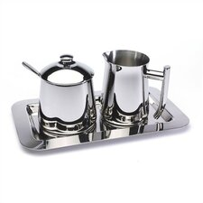 Frieling Tray for Sugar & Creamer Set