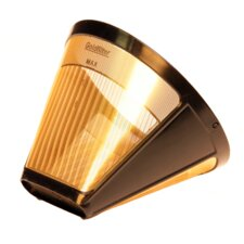 Gold Plated #4 Cone Coffee Filter