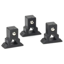 "3/8"" Drive Socket Rail Clips (3 Pc.)"