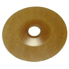 4In Phenolic Backing Disc