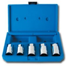 Stud Remover Set 5Pc 1/4 5/16 3/8 1/2