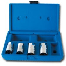 Stud Remover Set 4Pc 6 8 10 & 12Mm