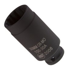 Soc 30Mm 1/2D Imp 12Pt Dp Tw