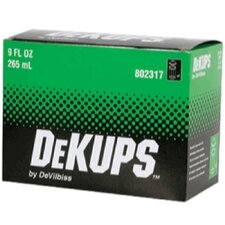 Dekups Reusable Sleeve & Lid 9 Oz