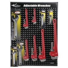 Adjustable & Pipe Wrench Display Board