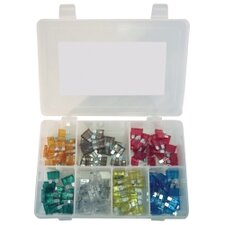 120Pc. Auto Blade Fuse Assortment