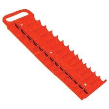 Socket Holder Magnetic 3/8In Dr F/28 Sockets Red