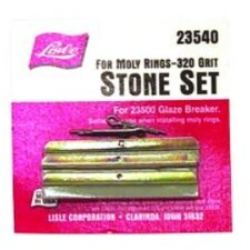 Stone Set 320 Grit For Lis23500 Hone