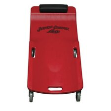 <strong>Lisle</strong> Lg Whl Plastic Creeper, Red