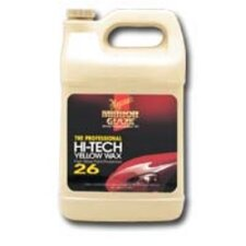 Pro Hi-Tech Yellow Wax Liquid Gallon