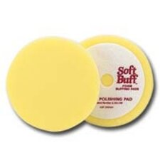 Pad Softbuff Polishing 6.5 In