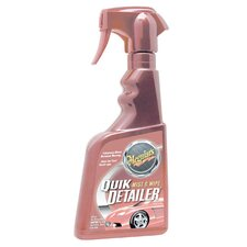 16 Oz. Quik Detailer Mist and Wipe