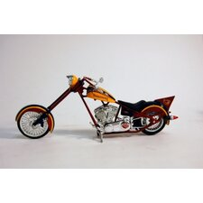 "NHL Orange County Chopper 'Mikey's"" Motorcycle"