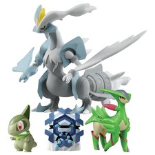 Pokemon Figure (Set of 4)