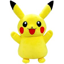 Pokemon Large Plush Pikachu