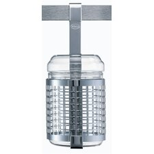 Stainless Steel Square Utensil Holder