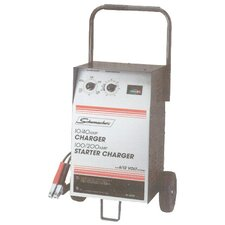 <strong>Schumacher Electric</strong> 6/12V 10/40/200 Amp Charger and Starter
