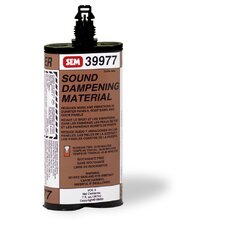 <strong>SEM Paints</strong> Black Sound Dampening Material