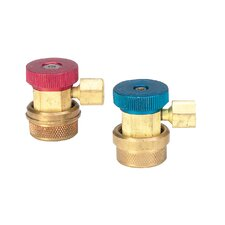 Auto Coupler Brass Hi Side 14Mm/R134A