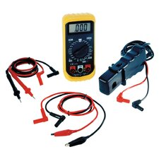 Digital Engine Analyzer/Multimeter