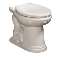 Orrington 1.6 GPF Elongated Toilet Bowl Only
