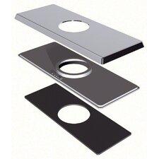 "4"" Centerset Square Cover Plate"