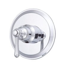 """Opulence Single Handle 0.75"""" Thermostatic Faucet Shower Faucet Trim Only"""