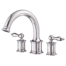 Prince Two Handle Roman Tub Faucet Trim