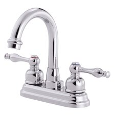 <strong>Danze®</strong> Sheridan Two Handle Centerset Bathroom Faucet