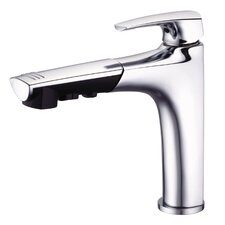 Taju Single Handle Pull-Out Kitchen Faucet