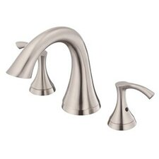 Antioch Two Handle Mini-Widespread Roman Tub Faucet Trim