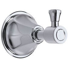 Brandywood Robe Hook in Chrome
