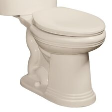 Orrington High Efficiency Elongated Toilet Bowl Only