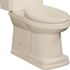 Cirtangular High Efficiency Elongated Toilet Bowl Only
