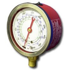 Refrigerant Gauge Glycerine High Side R12