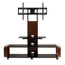 "<strong>Transdeco International</strong> Multi-Function 3-in-1 60"" TV Stand"