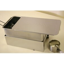 <strong>Camerons</strong> Stainless Steel Li'l Smoker Base and Sterno Holder Kit