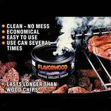 Flavorwood 3 Assorted Smoke Cans