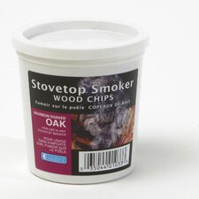 Bourbon Soaked Oak Smoking Chips