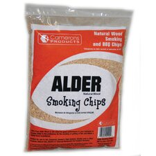 <strong>Camerons</strong> The Smoke Master Outdoor Alder Smoker Smoking Chips (2 lbs)