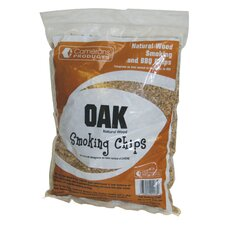 The Smoke Master Outdoor Oak Smoker Smoking Chips (2 lbs)