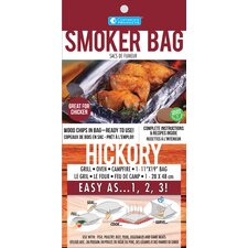 Hickory Smoker Bag