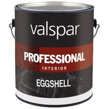 1 Gallon White Interior Professional Series Paint Eggshell
