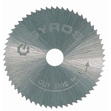 "3/4"" Fine Tooth Gyros Steel Saw Blade  81-10715"