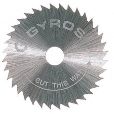 "3/4"" Course Tooth Gyros Steel Saw Blade  81-20715"