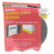 "2"" Rubber Garage Door Bottom"