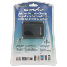 Universal Lithium Battery Charger TC-U100