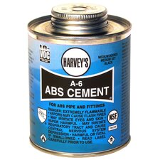 A-6 Medium Bodied ABS Cement
