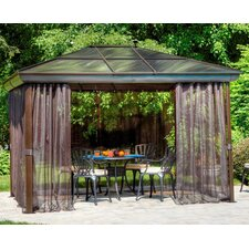 Four Season 12' W x 16' D Gazebo
